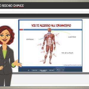 Kit di formazione sul rischio chimico