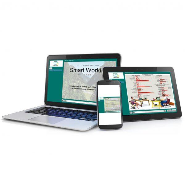Corso comprendente modulo sulla panoramica dello Smartworking